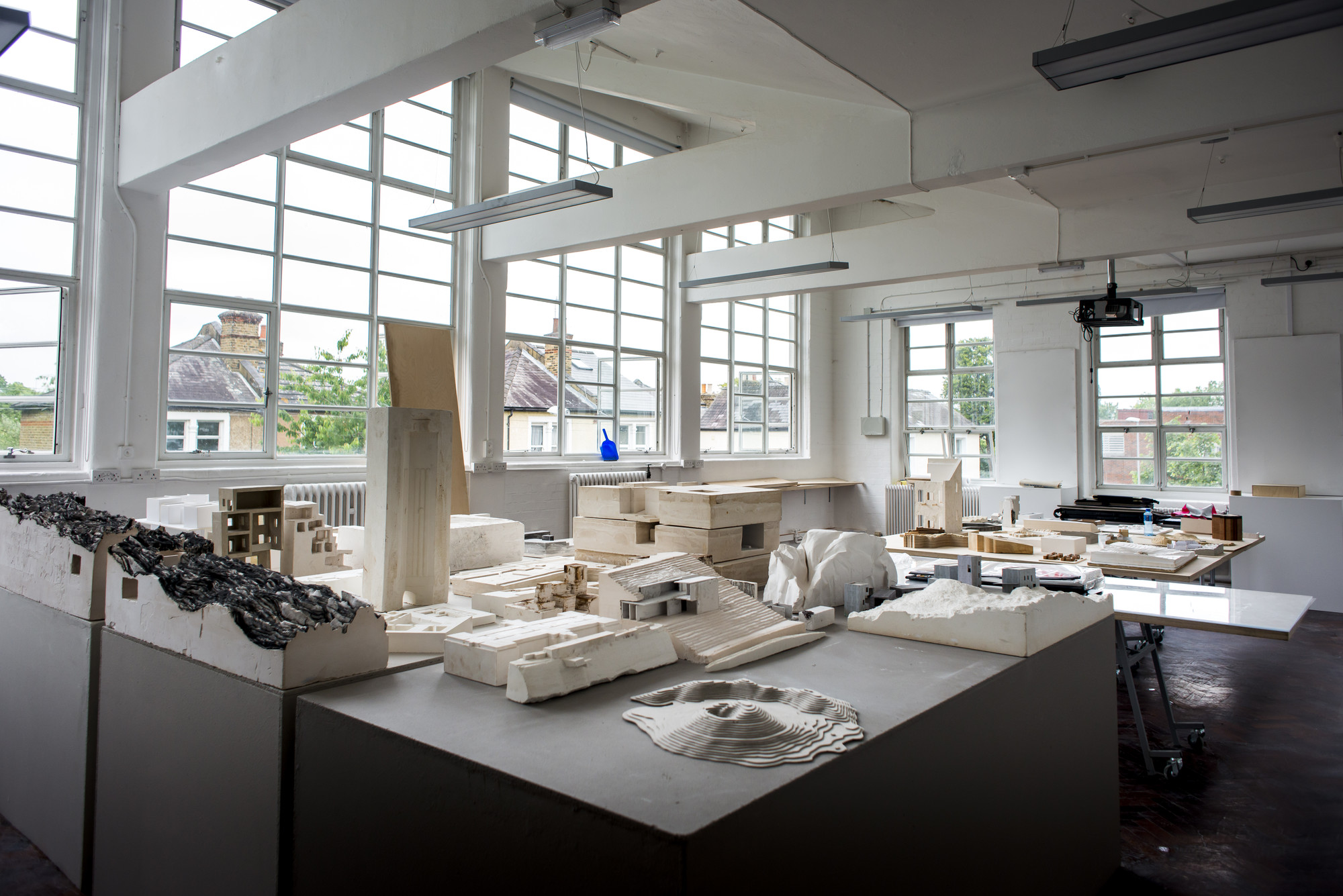 Architectural Models On Display