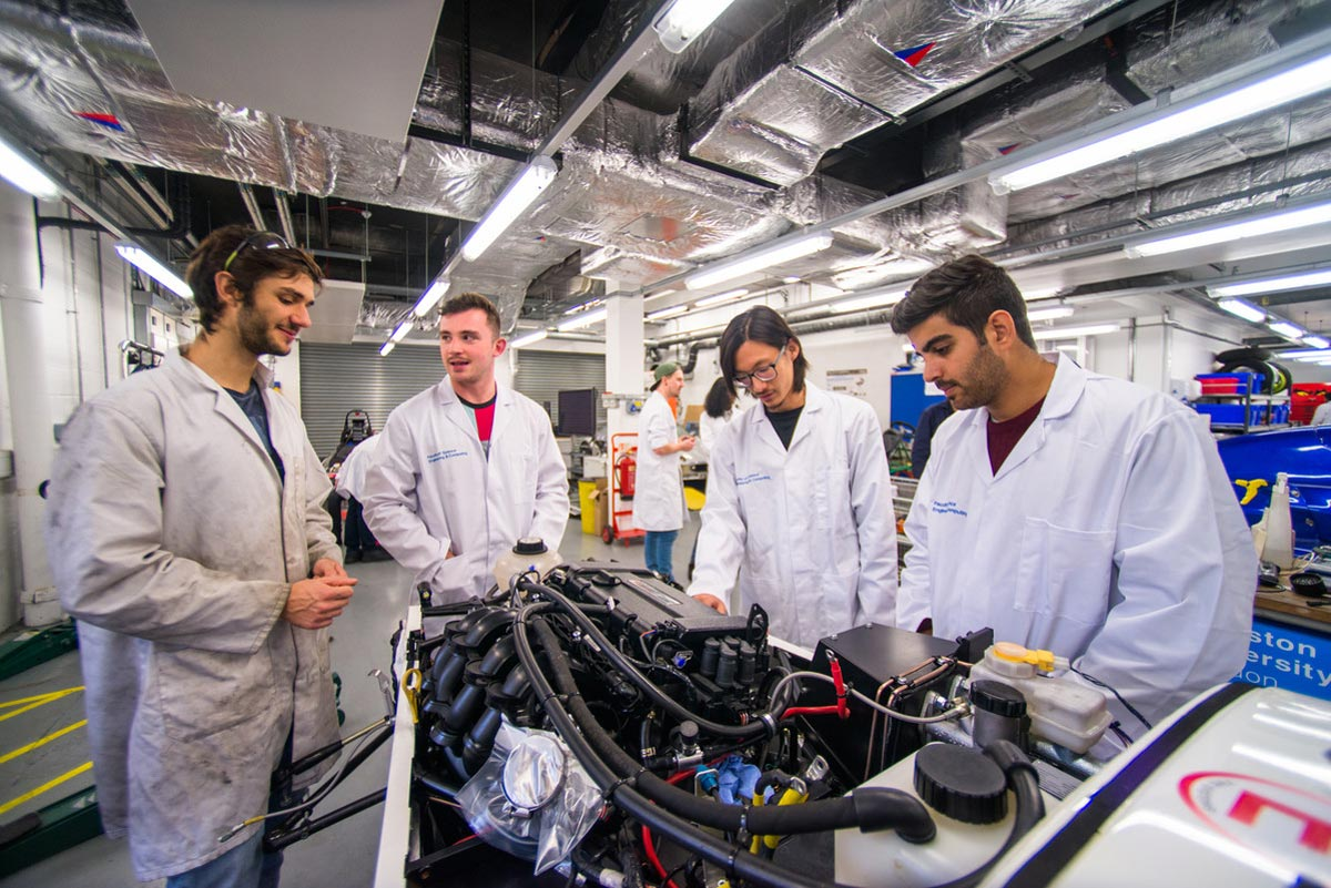 Entry requirements automotive engineering bsc hons degree course for 2018 entry london undergraduate courses kingston university london