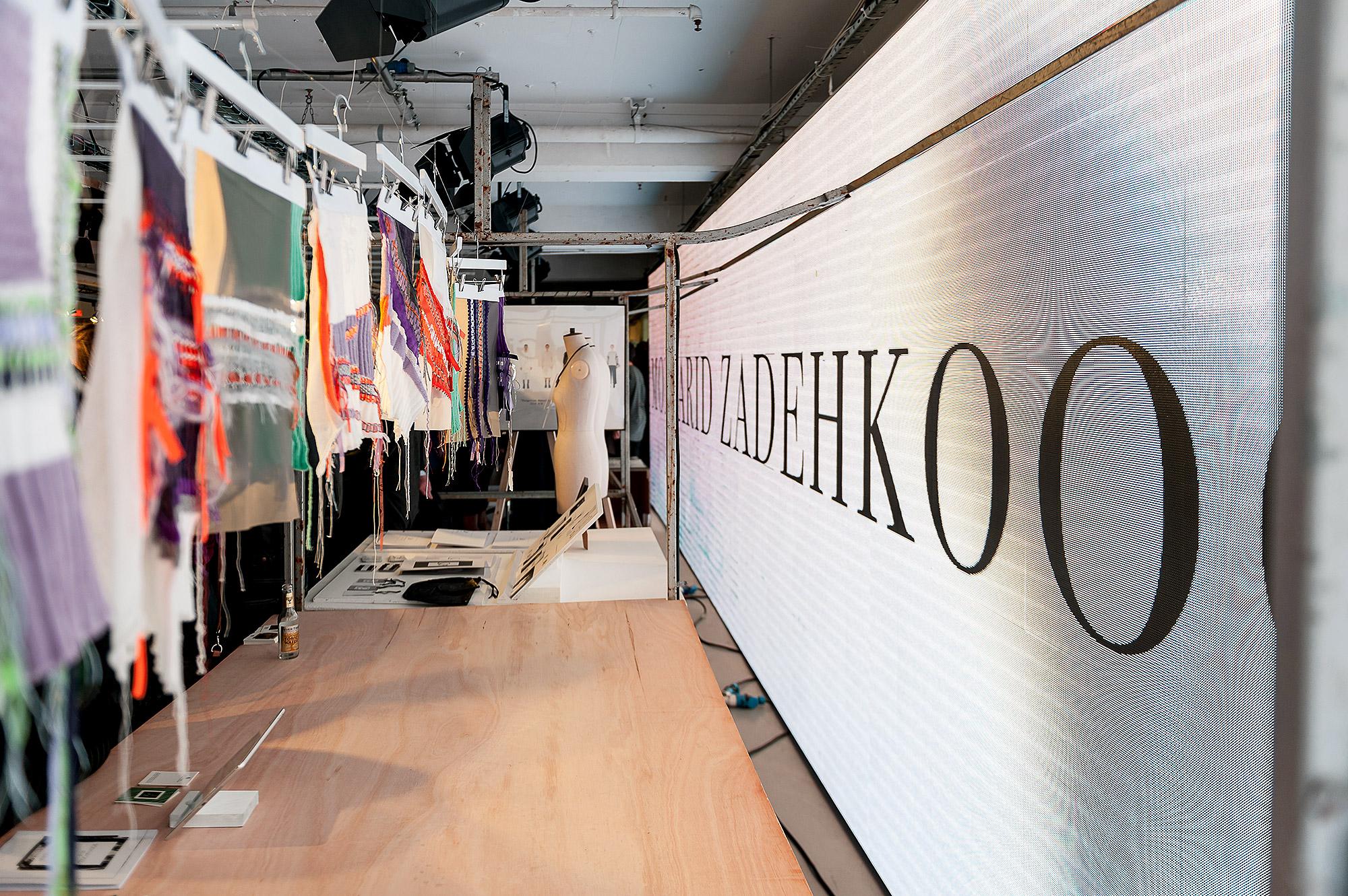 Exhibition Stand Fashion : Ma fashion show degree course london