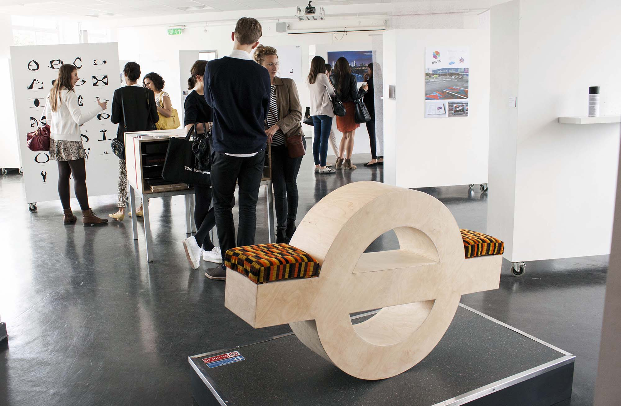 Student Work From The Art Design And Architecture Degree Show