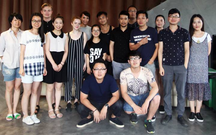 New design internship programme in China gives Kingston University students unique opportunity to showcase talents on the global stage