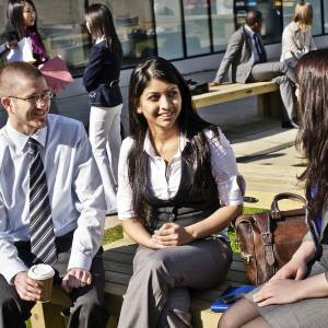 Kingston Business School joins elite group of 5 per cent of top institutions worldwide awarded prestigious AACSB accreditation