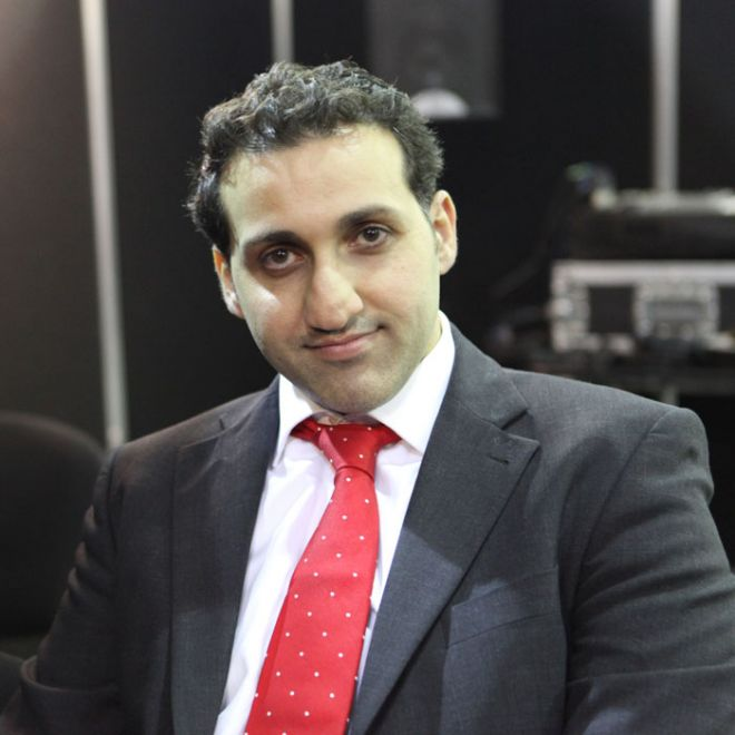Kingston University alumni Fadil Alnassar