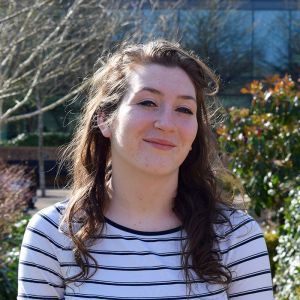 Education Partnerships intern – Alice Bird