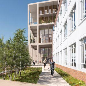 Town House: A new landmark building