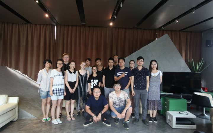 Kingston and Shanghai Jiaotong University creative industries internship programme enters unchartered territory