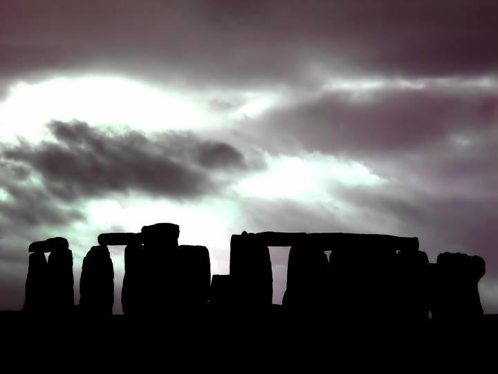 Stonehenge tearoom archaeological workshop