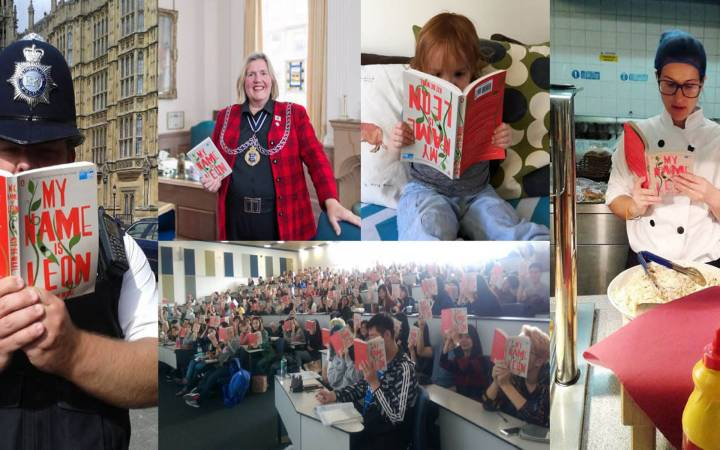 Launch of Kingston University Big Read: Alumni Chapter
