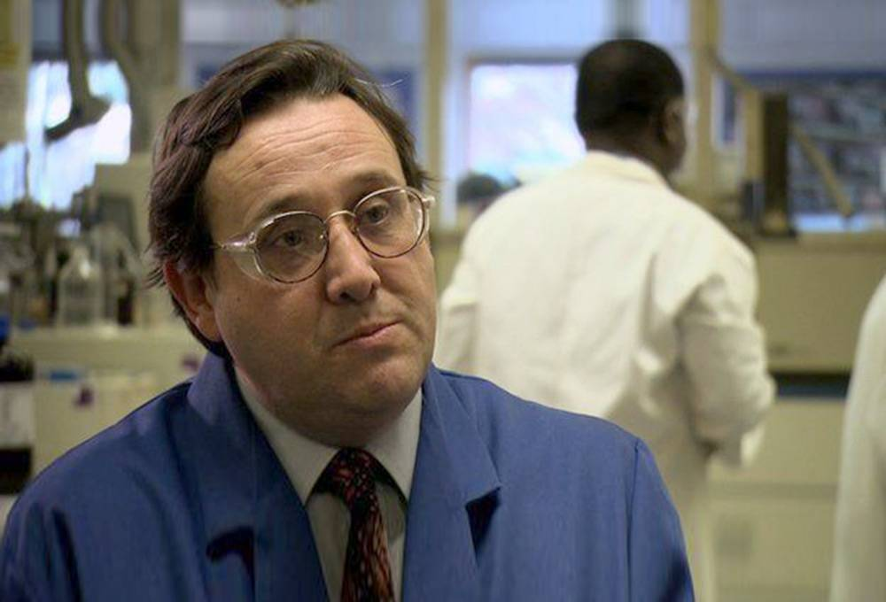 Dr James Barker