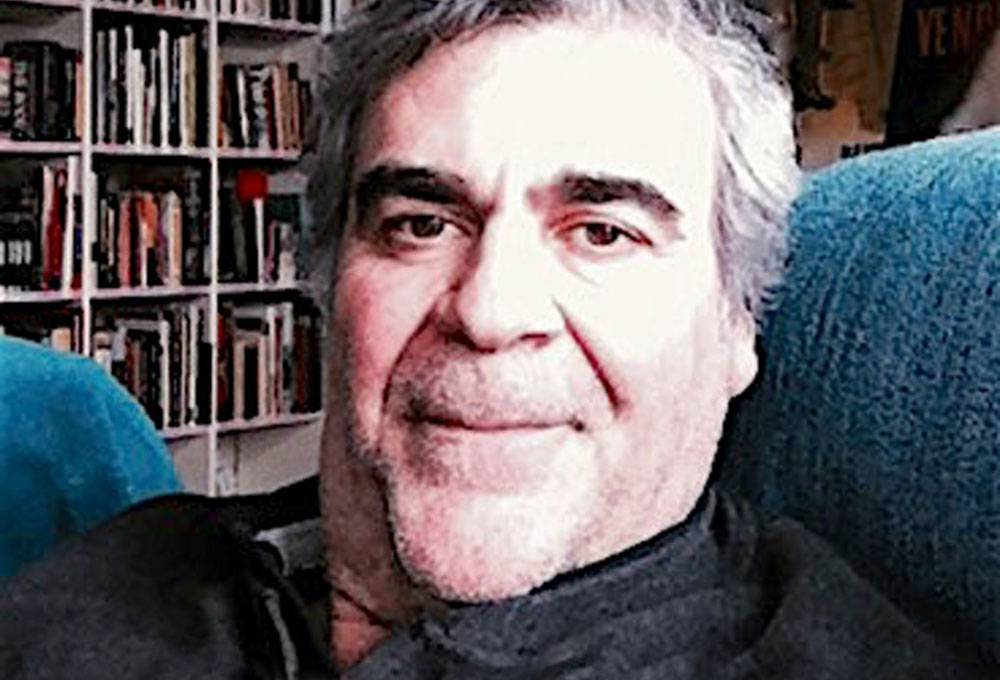 Professor Julian Rodriguez