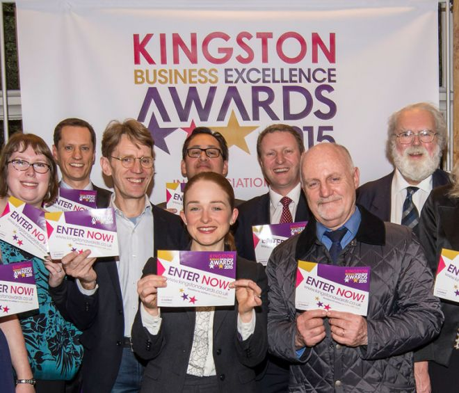 Enter Kingston Business Excellence Awards