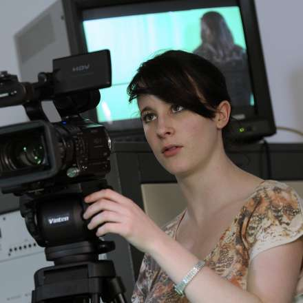 Penrhyn Road TV studio