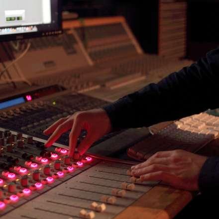 Coombehurst music studios