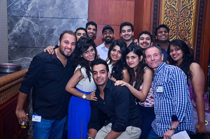 Kingston University alumni reunion in Mumbai
