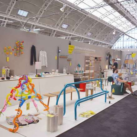 New designers show, Islington