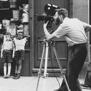 Kingston University's new creative partnership with British Film Institute (BFI) gives film students access to historic moving image archive
