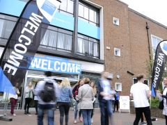 Undergraduate open day for 2016 entry