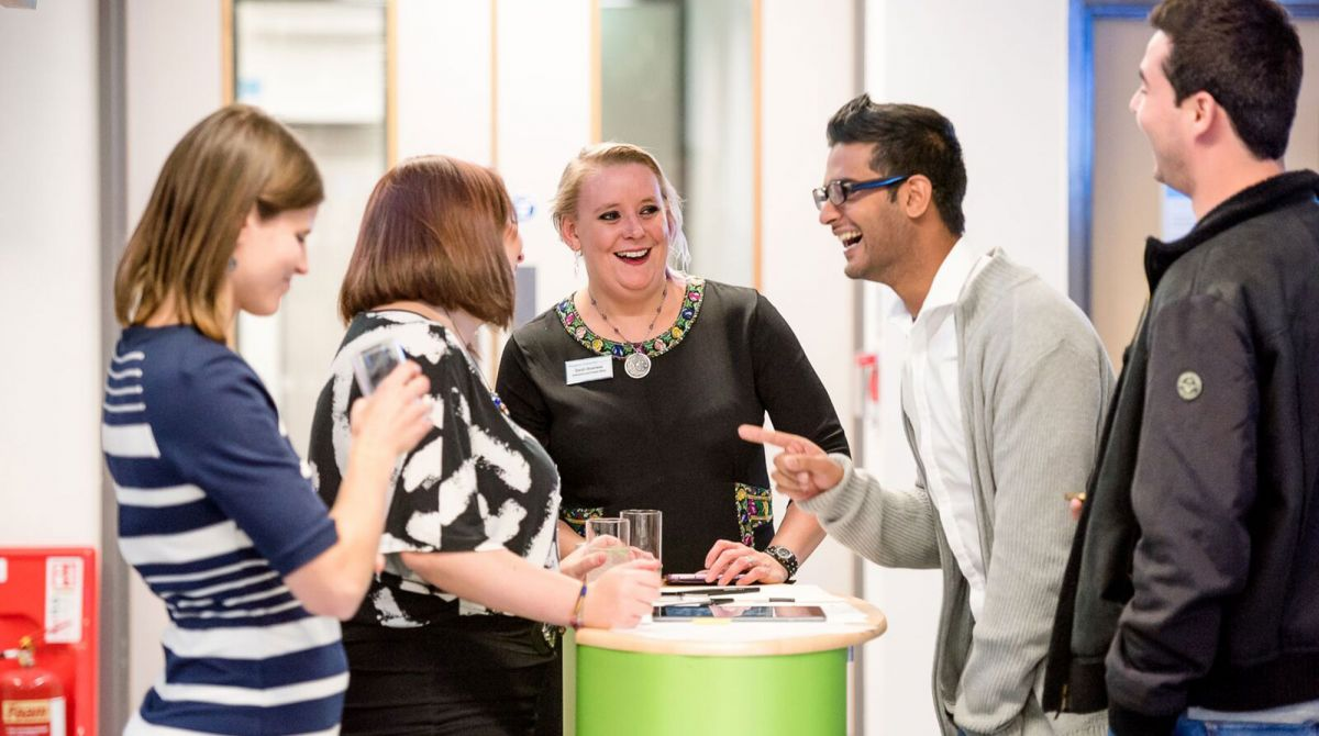 Kingston University's donor and supporters event 2015