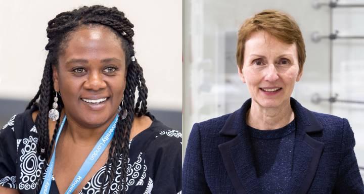 Entrepreneurial nurse innovator Neomi Bennett and honorary graduate Helen Sharman among Kingston University stars recognised in New Year's Honours list