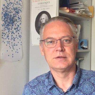 Dr Richard van den Berg