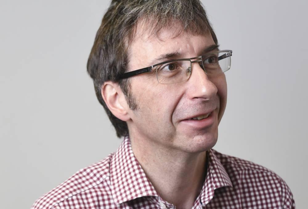 Mr Graham Alsop
