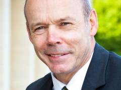 Former England rugby coach Sir Clive Woodward witnesses Smallest Rugby World Cup at University's Tolworth Court sports ground
