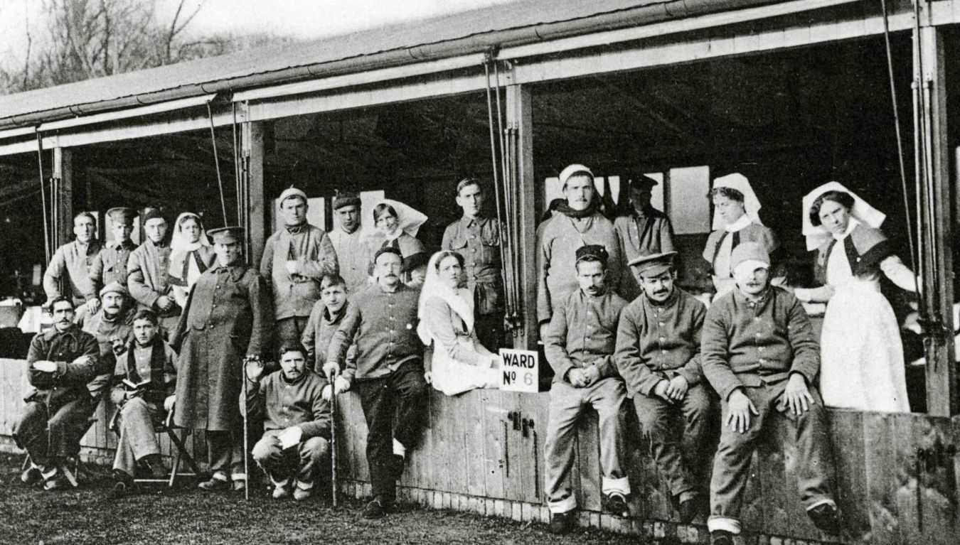 Photo credit: British Red Cross Museum and Archives