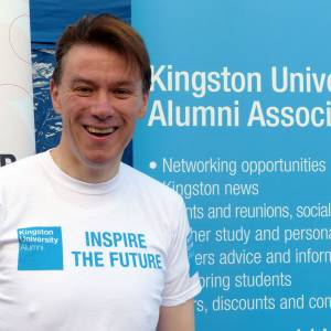 Kingston University running to make a difference