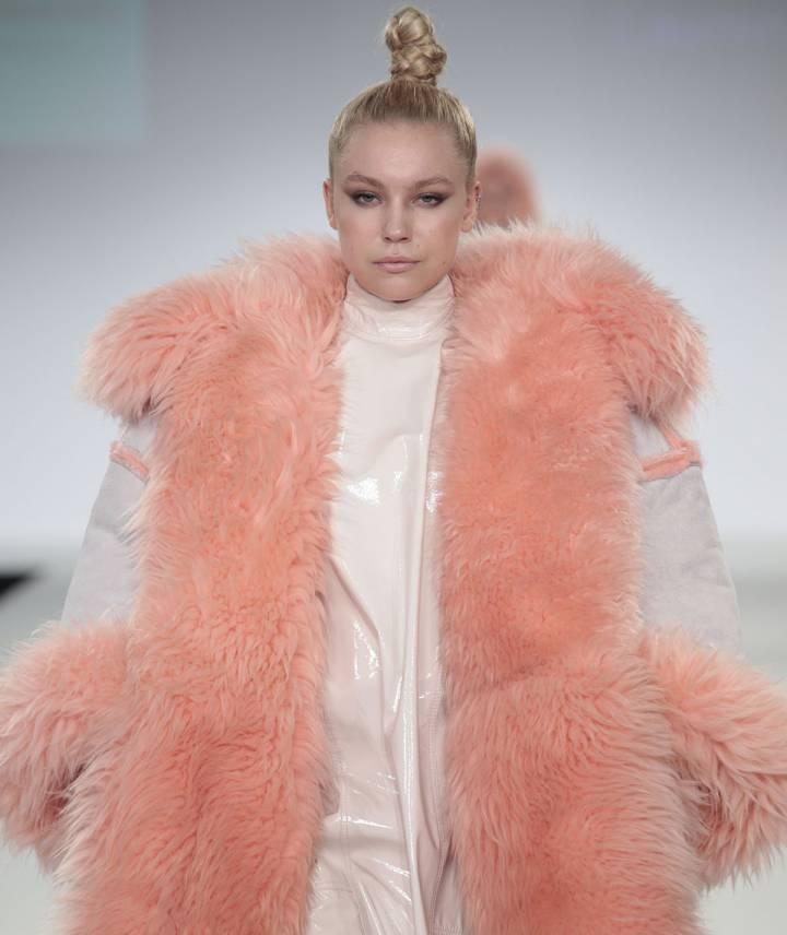 Fashion BA(Hons) show at Graduate Fashion Week 2015