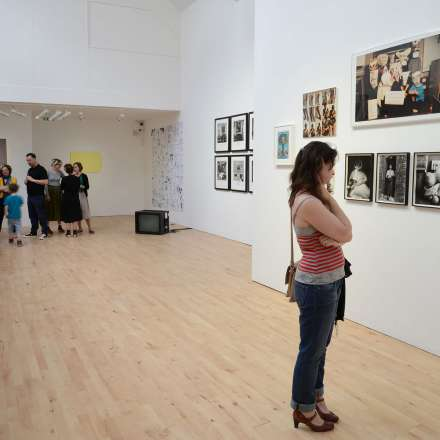 Exhibition in the Stanley Picker gallery