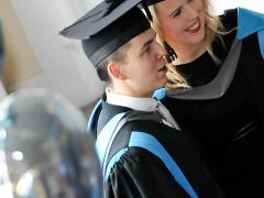 Faculty of Health, Social Care and Education Graduation 2016
