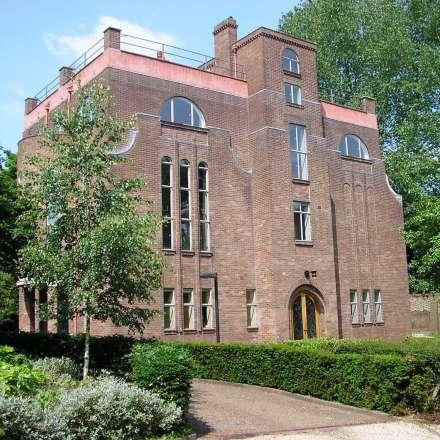 Dorich House exterior