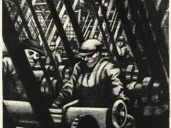 Kingston art historian publishes book to acccompany exhibition of wartime painter and printmaker Nevinson