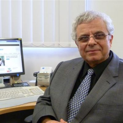Professor Costas Georgopoulos