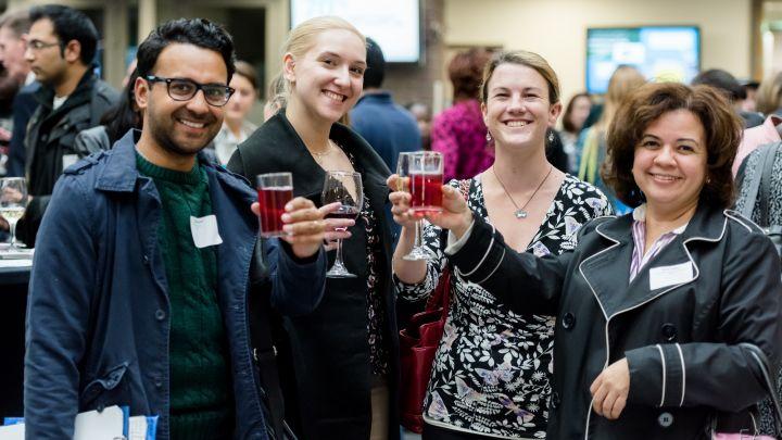 Kingston University alumni reunion in Mauritius