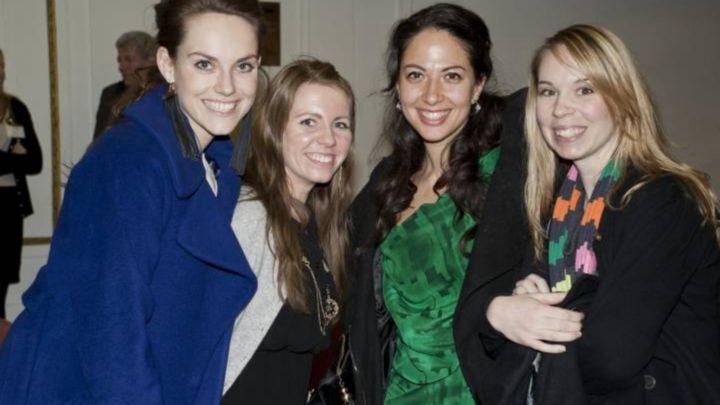 KU Enterprising Women's Network workshop