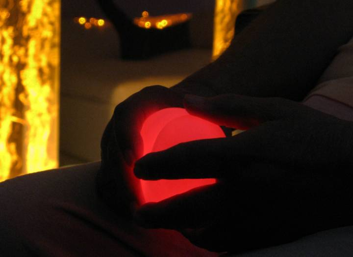 Sensory rooms: Designing interventions to support dementia care