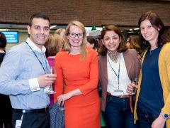 Enterprise: Christmas networking event