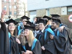 Congratulations to the Kingston University graduating class of 2016