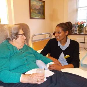 New style of community nursing improves care for patients with complex needs, Kingston University and St George's, University of London researchers find