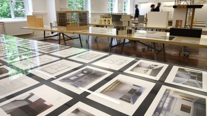 Department of Architecture & Landscape Practice Evening