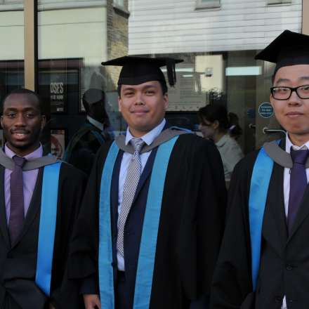 SEC Graduation Ceremonies
