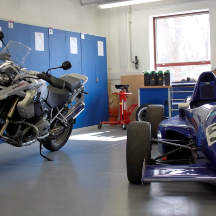 The Motorsport lab