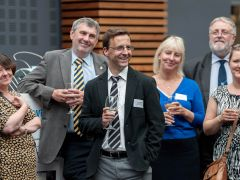 Kingston University services for business event