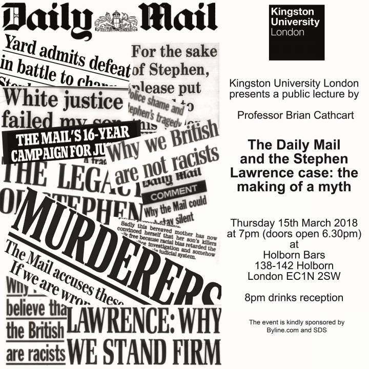 The Daily Mail and the Stephen Lawrence case