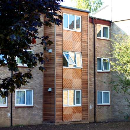 Clayhill halls of residence
