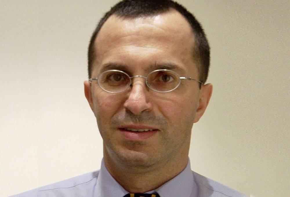 Dr George Alexandrou