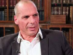 Former Greek finance minister Yanis Varoufakis says madness and conflict of Shakespeare's characters can humanise economics at recent lecture