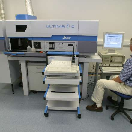 ICP mass-spectrometry