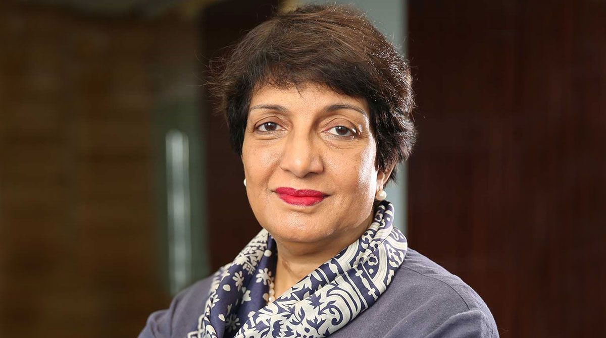 Pioneering Kingston Business School graduate Sima Kamil recognised as influential leader by global business education network AACSB